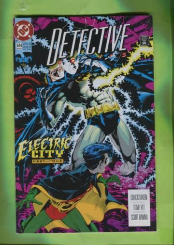 Detective Comics #644 May 92