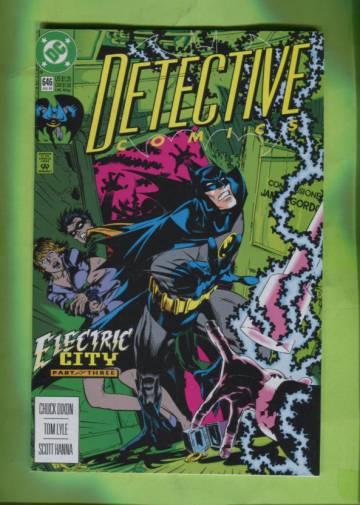 Detective Comics #646 JUl 92