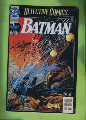 Detective Comics #656 Feb 93