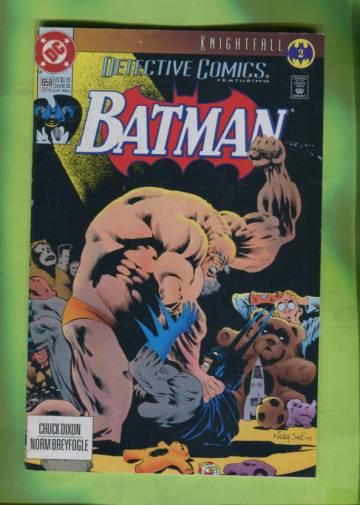 Detective Comics #659 Early May 93