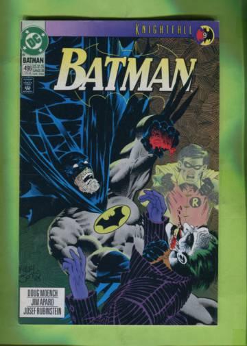 Batman #496 Early Jun 93