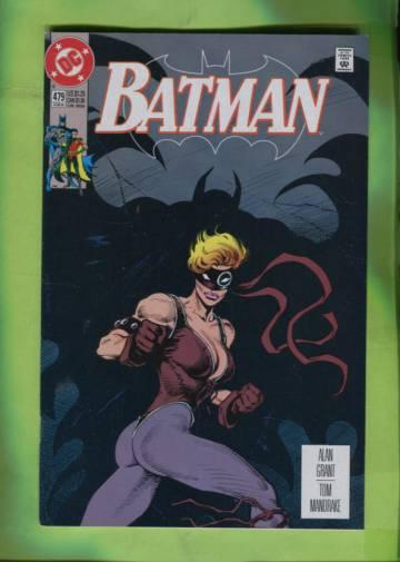 Batman #479 Early Jun 92