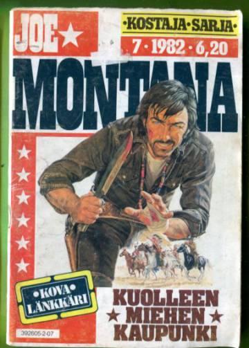 Joe Montana 7/82 - Kuolleen miehen kaupunki