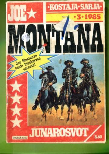 Joe Montana 3/85 - Junarosvot