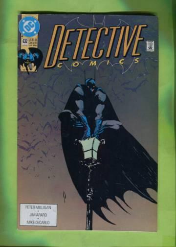 Detective Comics #632 Late Jul 91