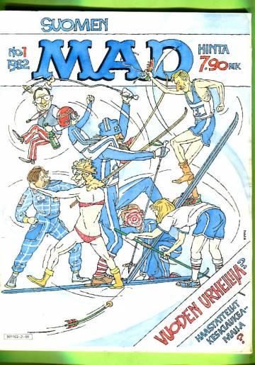 Suomen Mad 1/82