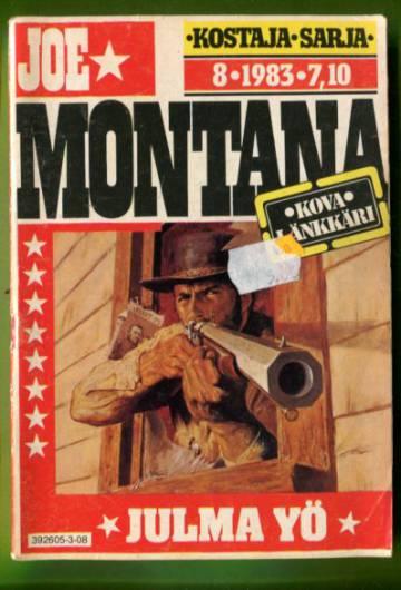 Joe Montana 8/83 - Julma yö
