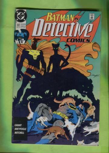 Detective Comics #612 Mar 90