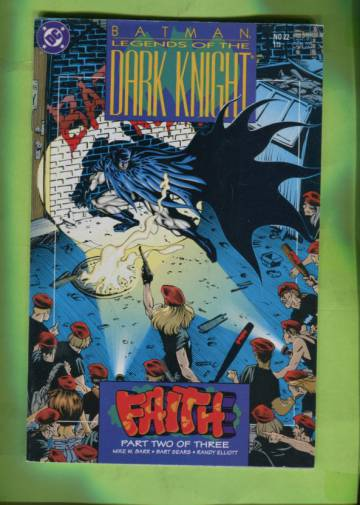 Batman: Legends of the Dark Knight #22 Sep 91