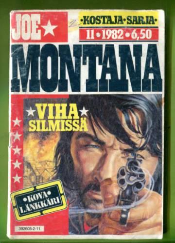 Joe Montana 11/82 - Viha silmissä