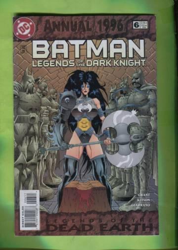 Batman: Legends of the Dark Knight Annual #6 1996