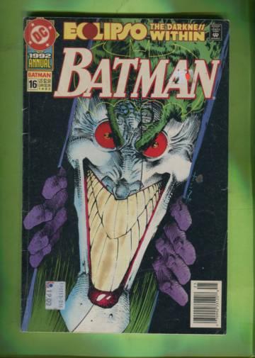 Batman Annual #16 1992