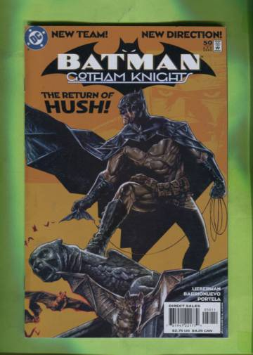 Batman: Gotham Knights #50 Apr 04