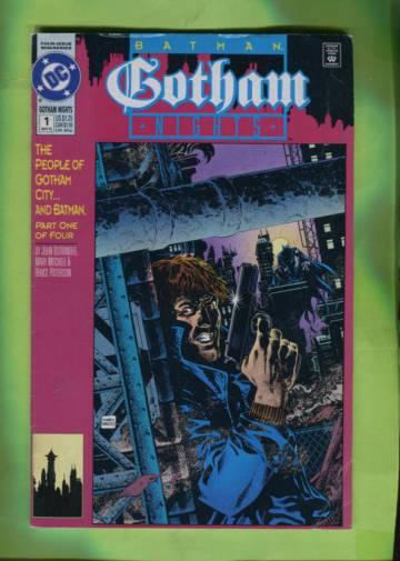 Batman: Gotham Nights #1 Mar 92