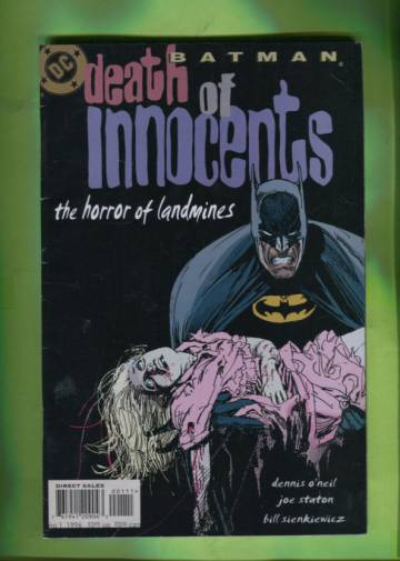 Batman: Death of Innocents - The Horror of landmines