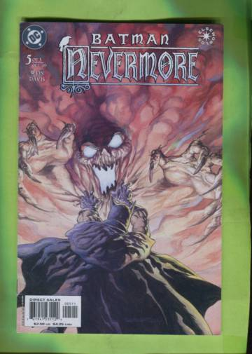 Batman: Nevermore #5 Oct 03