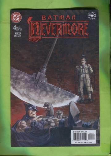 Batman: Nevermore #4 Sep 03