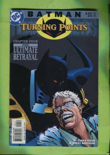 Batman: Turning Points #4 Jan 01