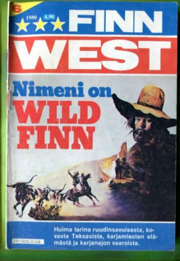 Finn West 6/80 - Nimeni on Wild Finn