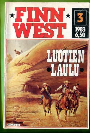 Finn West 3/83 - Luotien laulu