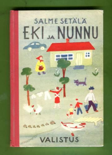 Eki ja Nunnu - Kahden pojan satumatka
