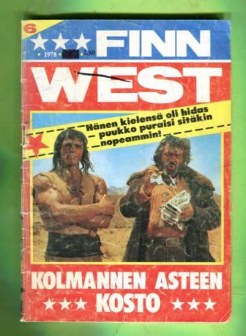 Finn West 6/78 - Kolmannen asteen kosto