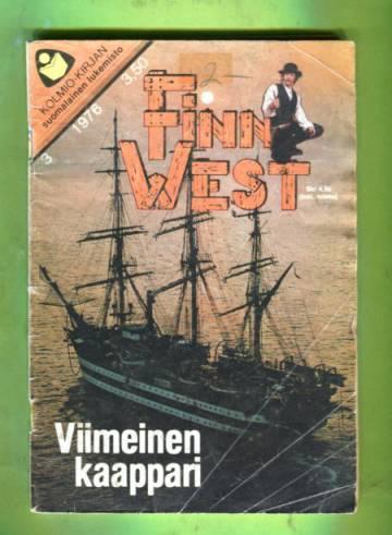 Finn West 3/76 - Viimeinen kaappari