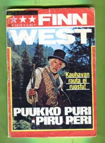 Finn West 11/78 - Puukko puri - piru peri