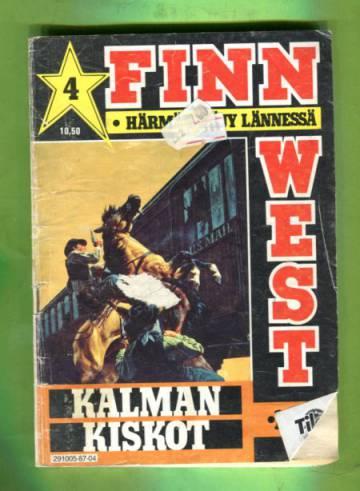 Finn West 4/87 - Kalman kiskot