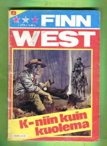 Finn West 8/79 - K - niin kuin kuolema