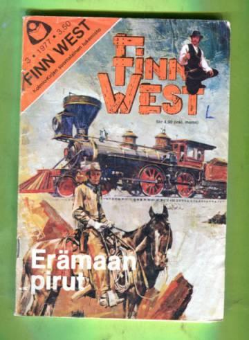 Finn West 3/77 - Erämaan pirut