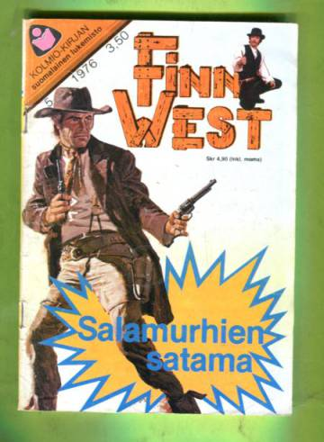 Finn West 5/76 - Salamurhien satama