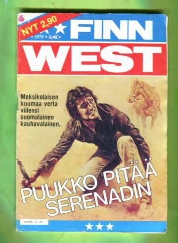 Finn West 6/79 - Puukko pitää serenadin
