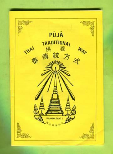 Puja - Thai Traditional Way