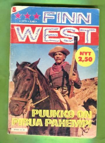 Finn West 5/79 - Puukko on pirua pahempi