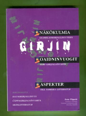 Girjin - Näkökulmia saamelaiskirjallisuuteen