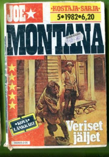 Joe Montana 5/82 - Veriset jäljet