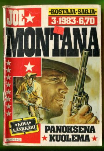 Joe Montana 3/83 - Panoksena kuolema