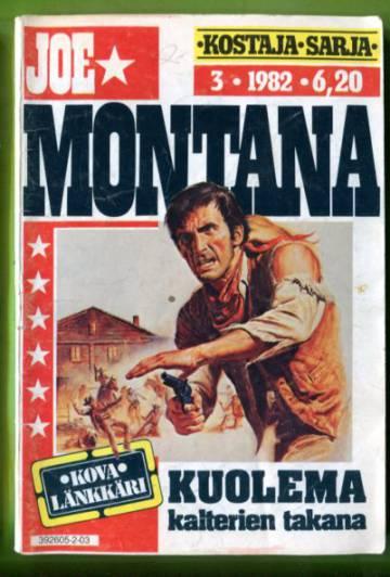 Joe Montana 3/82 - Kuolema kalterien takana