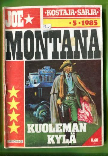 Joe Montana 5/85 - Kuoleman kylä