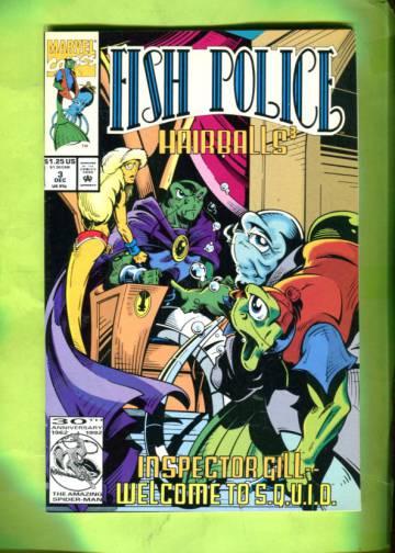 Fish Police Vol. 2 #3 Dec 92