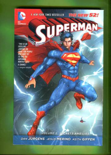 Superman Vol 2: Secrets and Lies