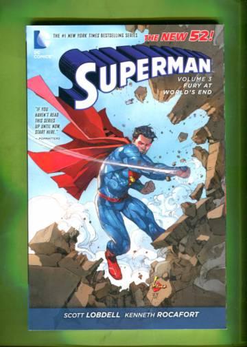 Superman Vol 3: Fury´s at World´s End