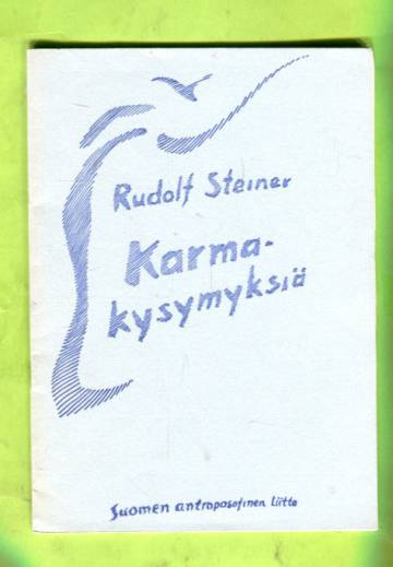 Karmakysymyksiä - Esitelmä St. Gallenissa 21.11.1909