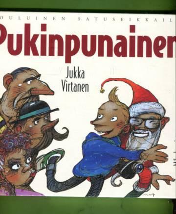 Pukinpunainen - Jouluinen satuseikkailu