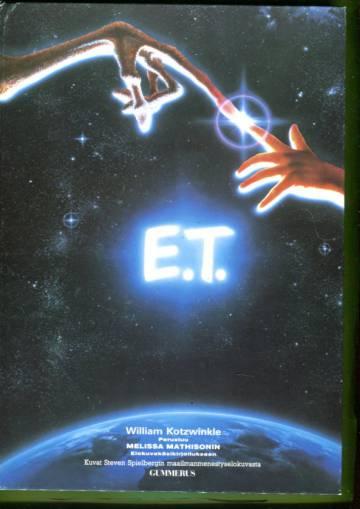 E.T. - The Extra-Terrestrial: Muukalainen avaruudesta - Kuvakertomus