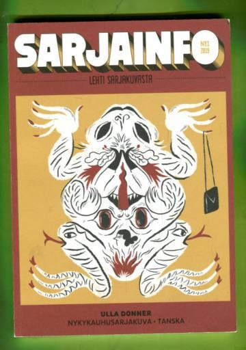 Sarjainfo 3/19