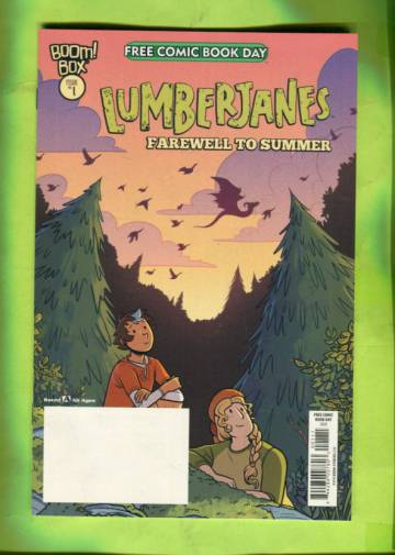 Lumberjanes - Farewell to Summer Free Comic Book Day Special 2020