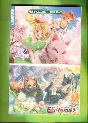 Bibi&Miyu / The Fox&LittleTanuki Free Comic Book Day 2020