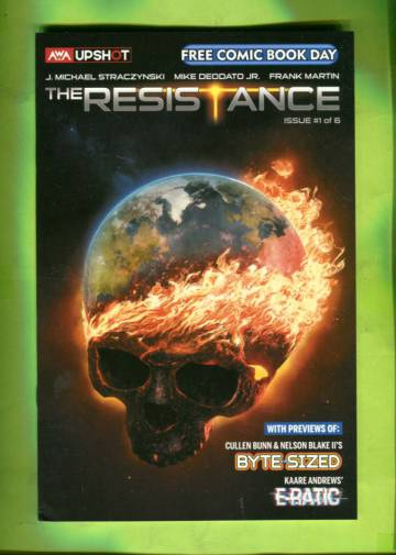 The Resistance #1 Free Comic Book Day 2020